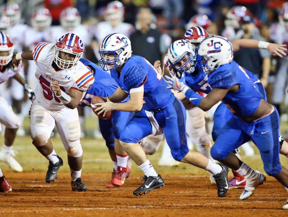 John Curtis vs. Evangel