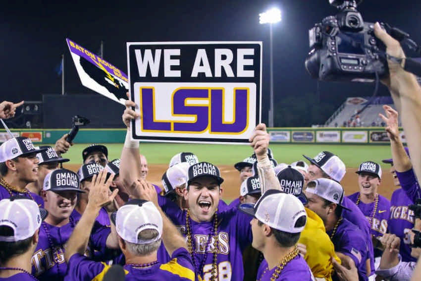 LSU advances to 2017 College World Series