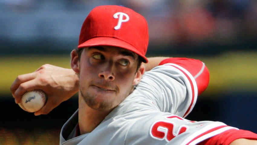 Phillies RHP Aaron Nola