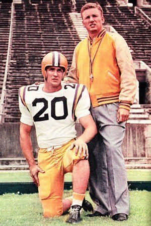 Billy Cannon, Paul Dietzel