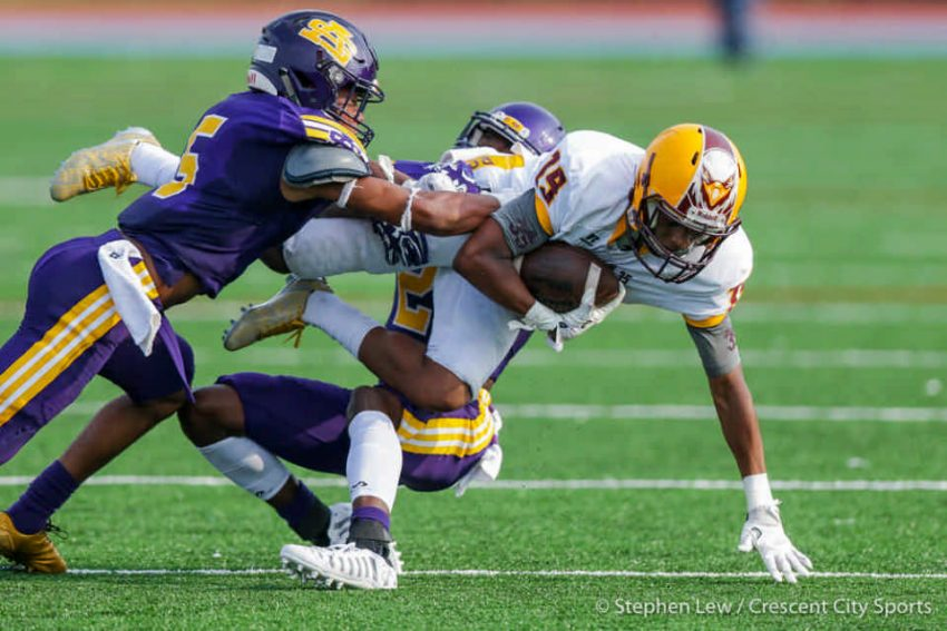 St. Aug vs. McDonogh 35 2017