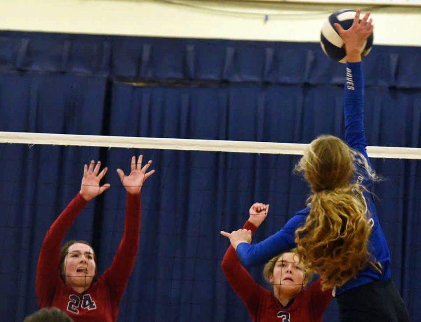 2018 LHSAA state volleyball playoff brackets