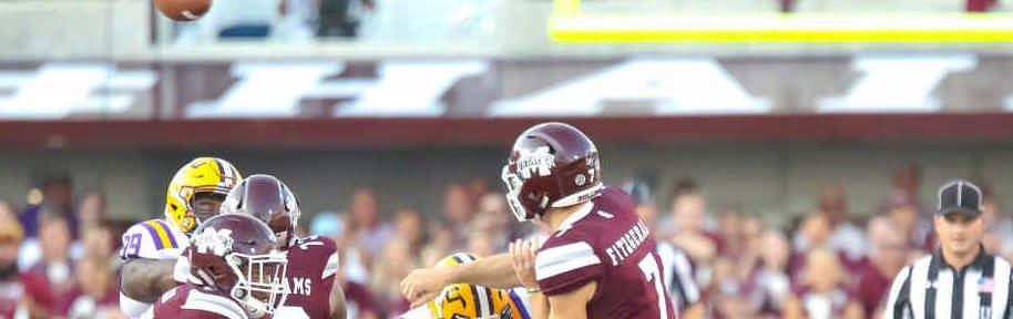 LSU at Mississippi State 2017