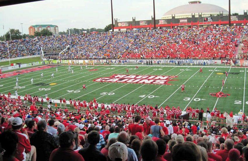 Cajun Field in Lafayette, La.