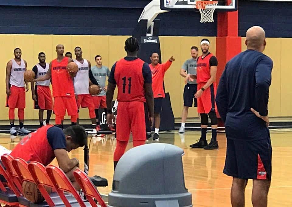 Pelicans Basketball