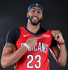 58686b03f327 Zatarain s Logo to be featured on Pelicans game jerseys – Crescent ...