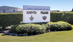 Saints & Pelicans headquarters