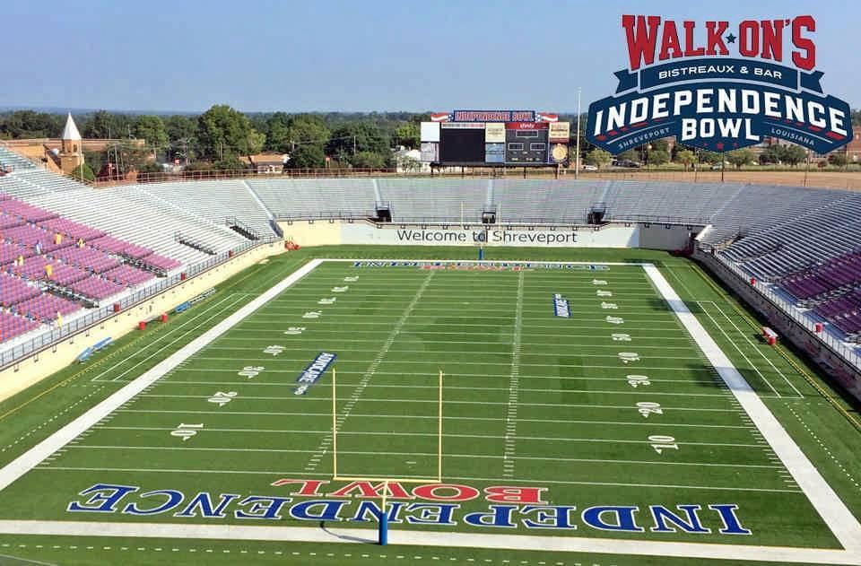 Image result for WALK-ON'S INDEPENDENCE BOWL live pic logo