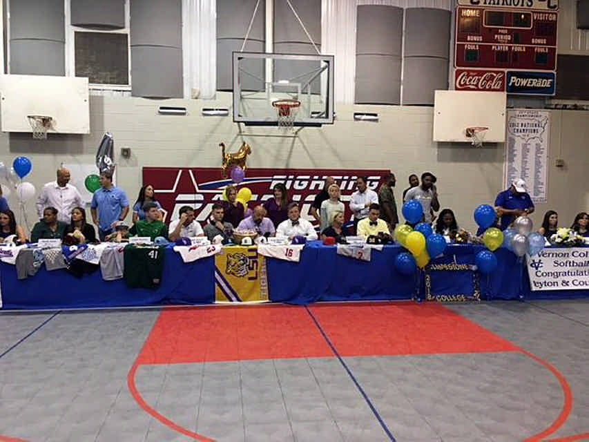 JCC signing day