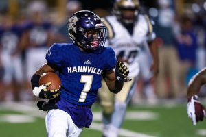 Pooka Williams of Hahnville