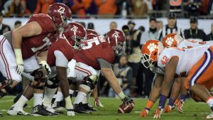 Alabama vs. Clemson, Part III.