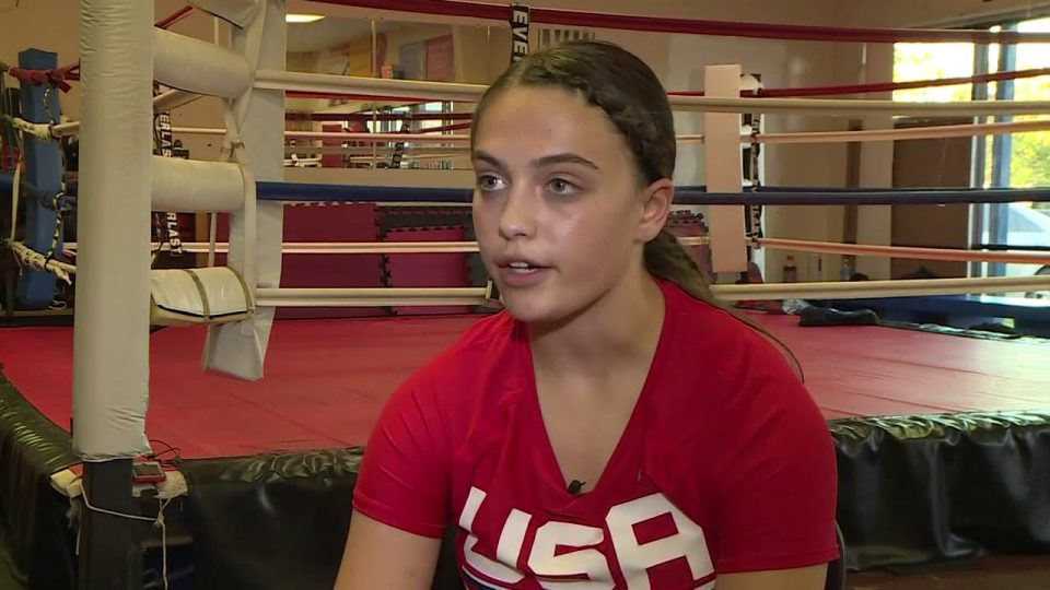 Kenner girl punches way onto national travel boxing team