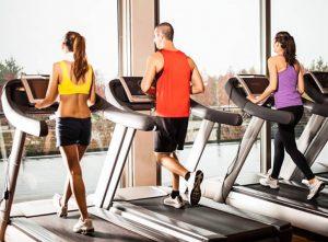 Fitness: Treadmills
