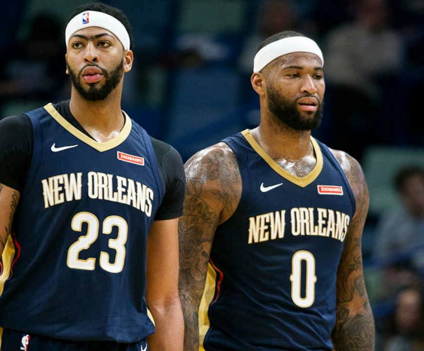 NBA: Sacramento Kings at New Orleans Pelicans