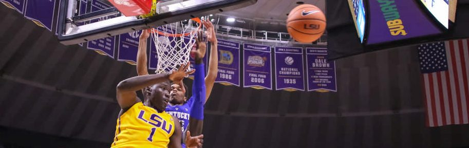 Kentucky at LSU
