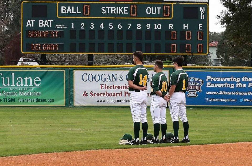 Delgado Baseball
