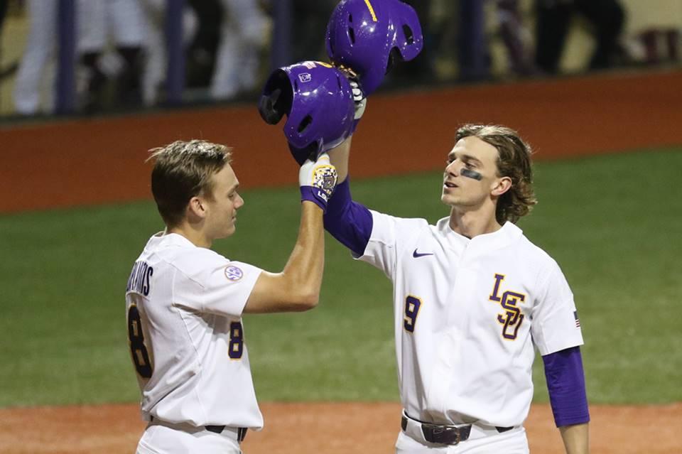 LSU Baseball: Duplantis and Watson