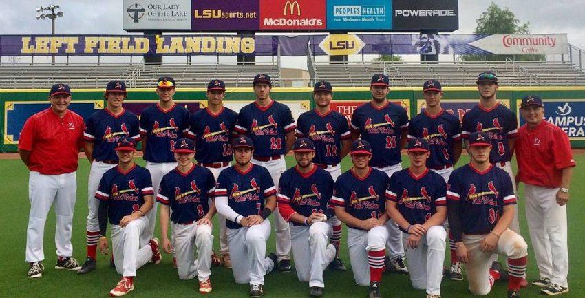 2017 Pedal Valves baseball team