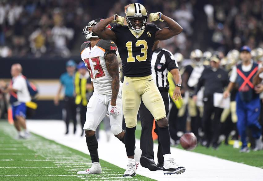 Michael Thomas named All-NFL by pro football writers – Crescent City ... 4fc6fc612
