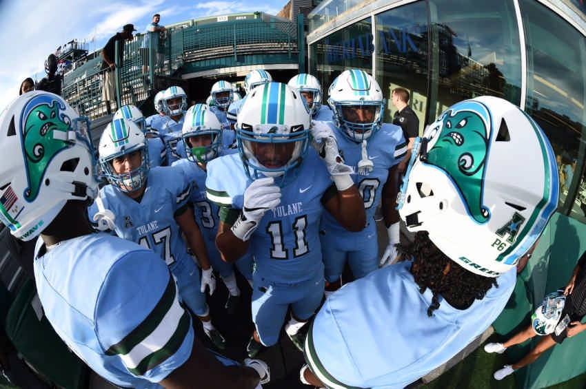 Tulane Green Wave Football