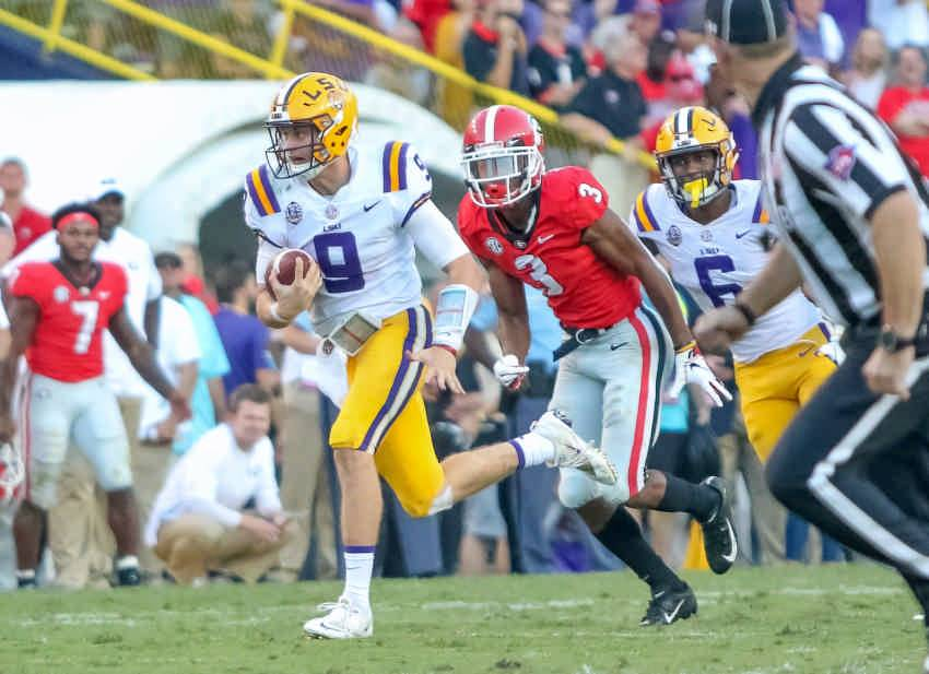 Spring Football: LSU boasts more experience, options on offense in 2019