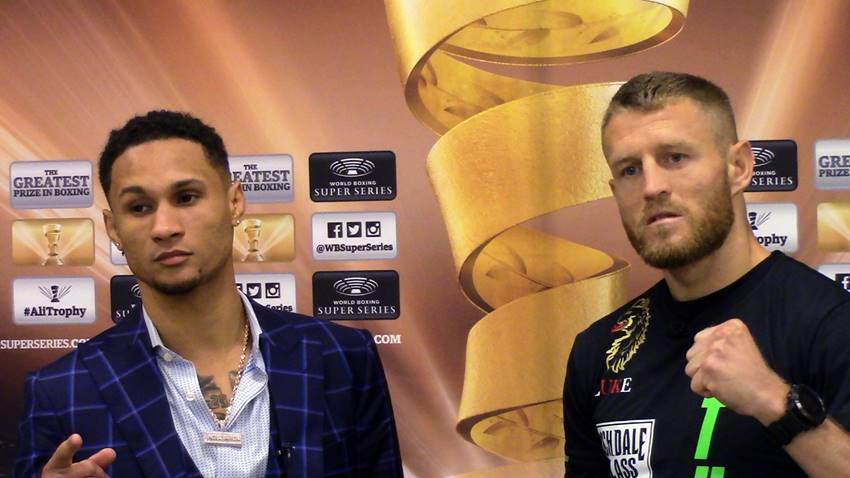"""Prograis: """"I will go out there, be me and have fun"""" versus Flanagan"""