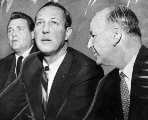 John Mecom, Pete Rozelle, Dave Dixon