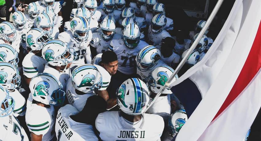 Tulane announces 2019 football schedule