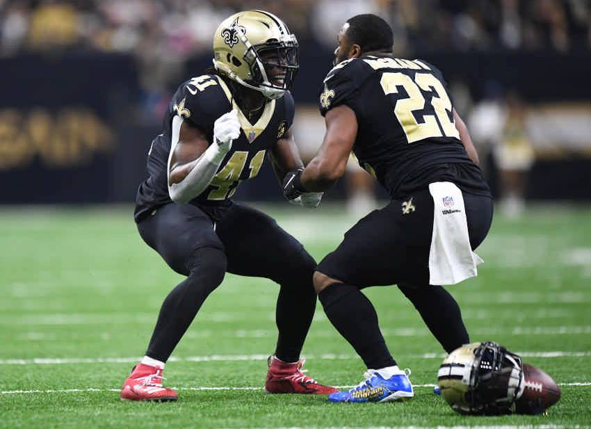 Alvin Kamara, Mark Ingram II