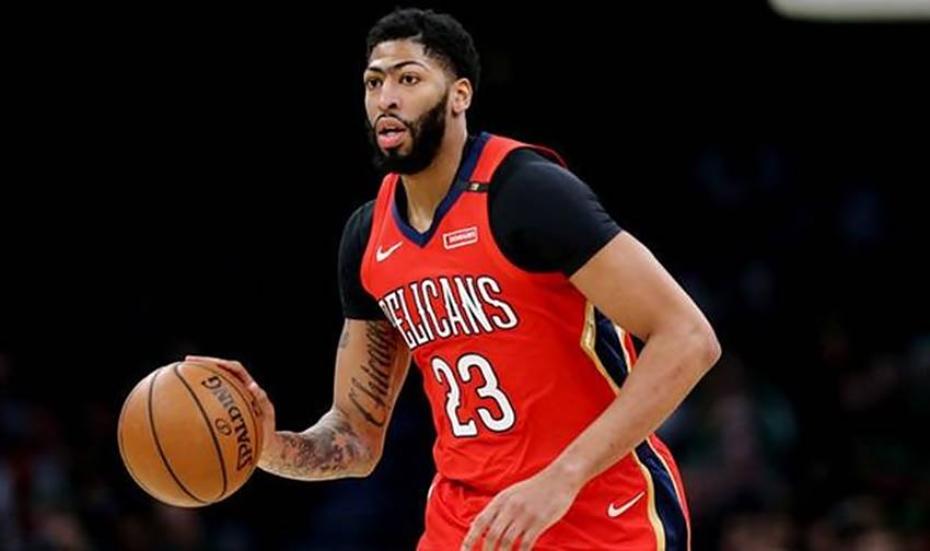 ca2d4a190c91 NEW ORLEANS – The National Basketball Association announced today that New  Orleans Pelicans forward Anthony Davis has been named a reserve in the 2019  NBA ...