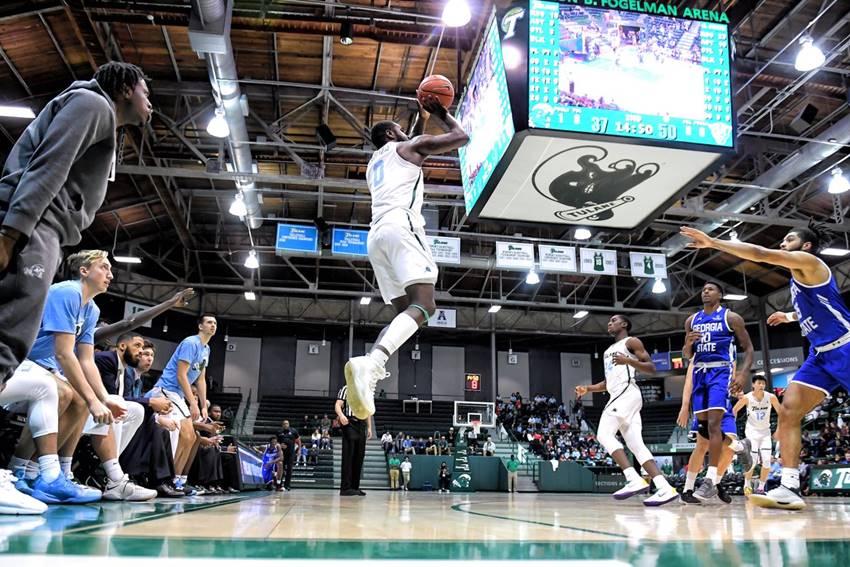 Tulane Men's Basketball vs. Georgia State