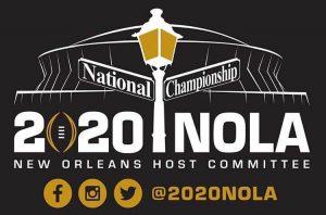 2020 NOLA: College Football Playoff Championship
