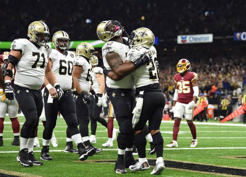 Terron Armstead, Mark Ingram II