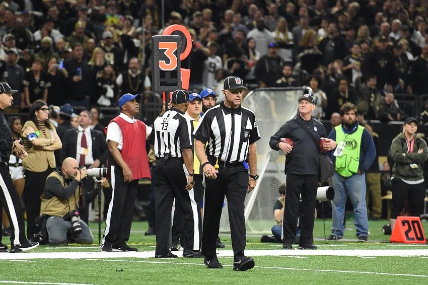 Saints-Rams missed call