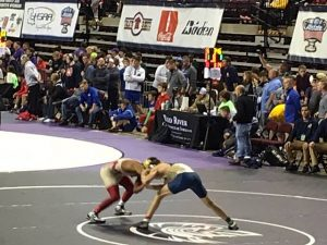 LHSAA 2019 wrestling finals