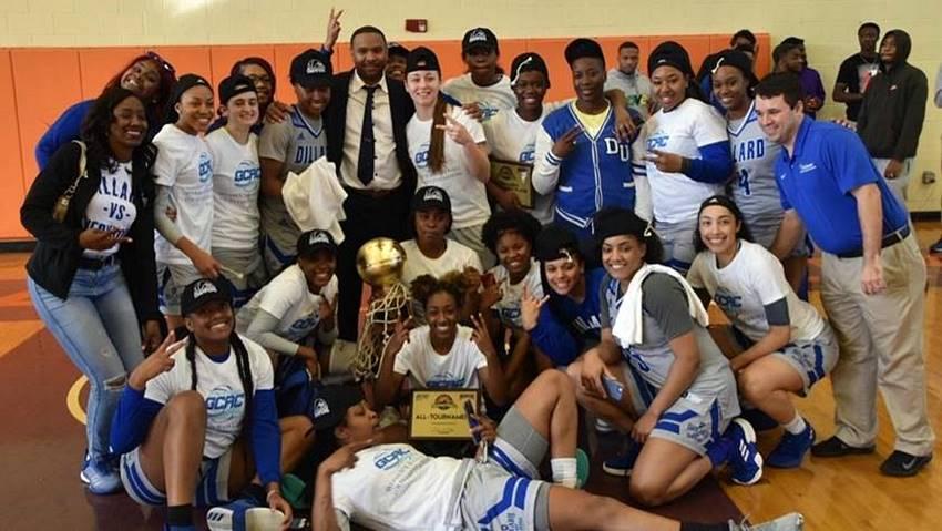 Dillard women win GCAC tourney