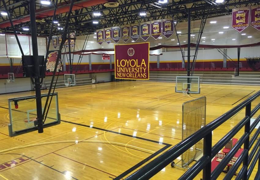 Loyola Wolf Den