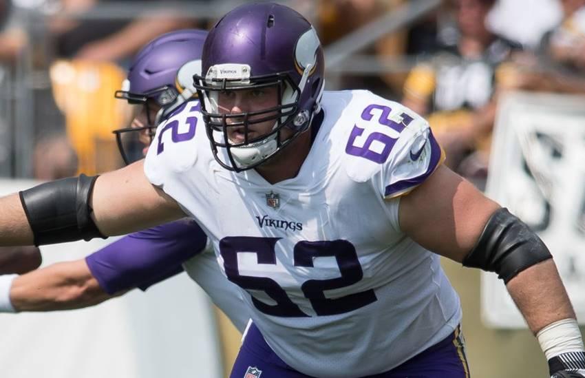 Nick Easton Vikings