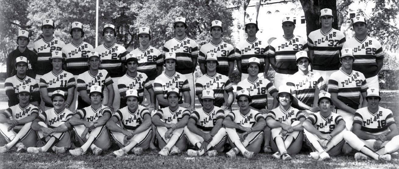 1979 Tulane baseball team