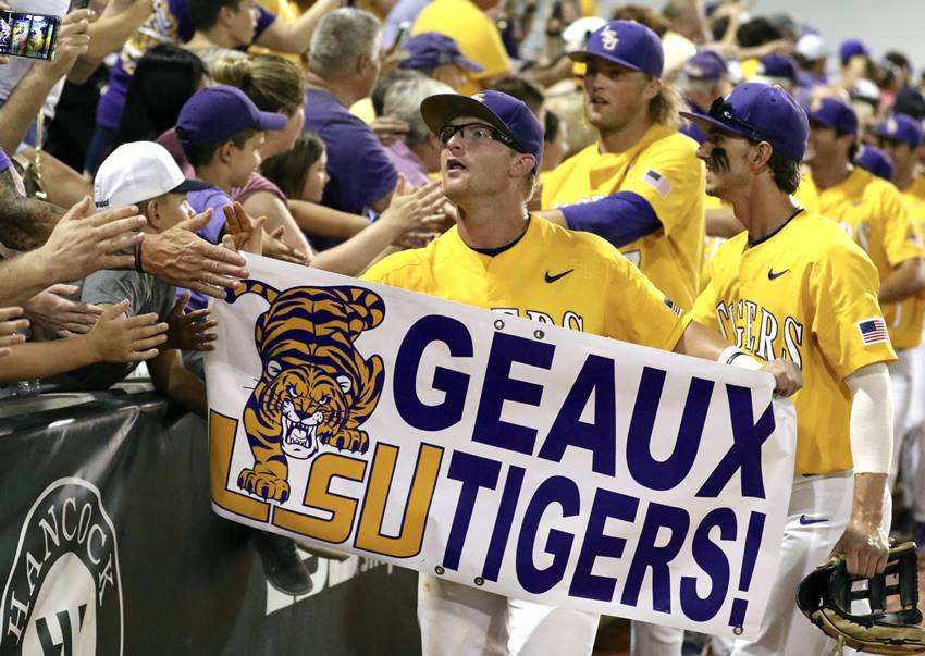 LSU shows toughness to overcome Southern Miss again