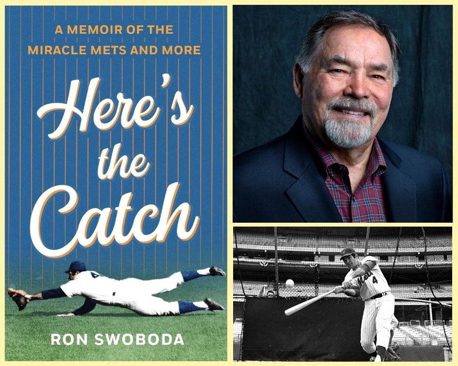 Heres the Catch promo for Ron Swoboda